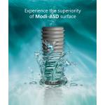 韩国INNO种植系统最新表面处理改性阳极氧化Modi-ASD